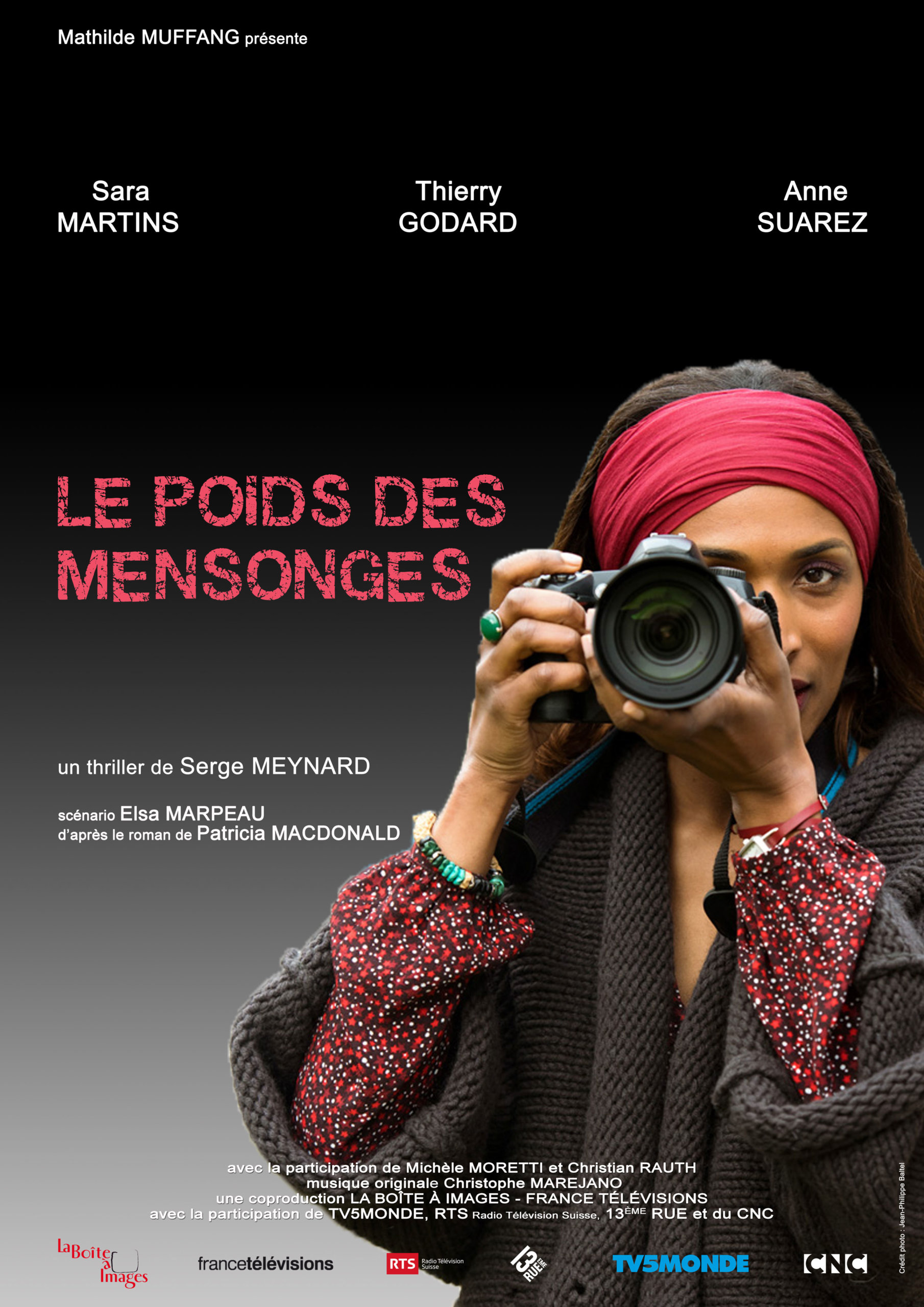La Boîte à Images - Production audiovisuelle - Le poids des mensonges