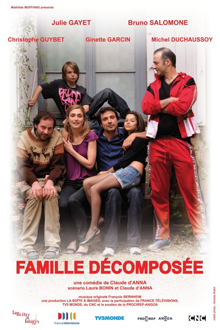 La Boîte à Images - Production audiovisuelle - Famille décomposée